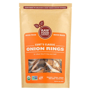 Curt's Classic Onion Rings - Case Of 12 - 1.5 Oz