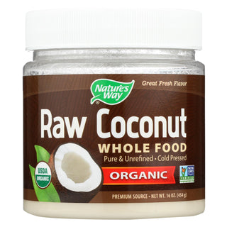 Nature's Way - Raw Coconut - Whole Food - 16 Oz.
