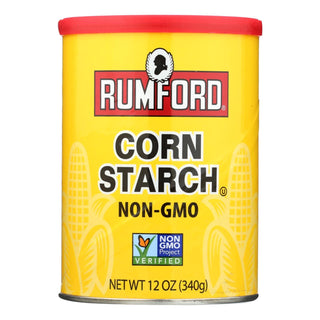 Rumford Corn Starch - Case Of 12 - 12 Oz
