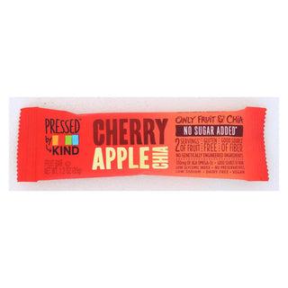 Kind Fruit & Chia Bar -cherry Apple Chia - Case Of 12 - 1.2 Oz