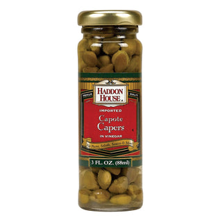 Haddon House Capers - Capote - Case Of 12 - 3.5 Fl Oz