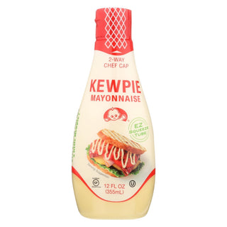Kewpie Squeeze Tube Mayonnaise  - Case Of 6 - 12 Oz
