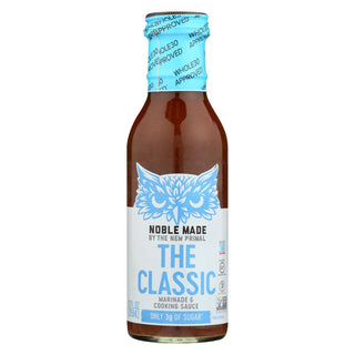 The New Primal Marinade - Classic - Case Of 6 - 12 Fl Oz