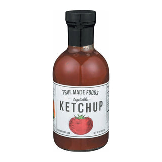 True Made Foods Ketchup - Vegetable - Case Of 6 - 18 Oz