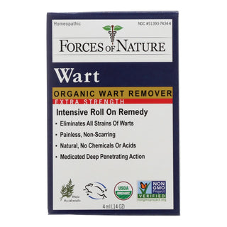 Forces Of Nature - Wart Contrl Extra - 1 Each - 4 Ml