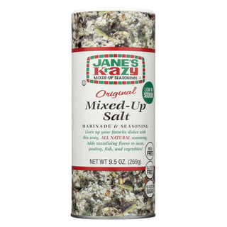 Jane's Krazy - Mixed Up Salt - Case Of 12 - 9.5 Oz