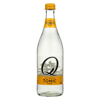 Q Drinks Tonic Water - Case Of 6 - 16.9 Fl Oz