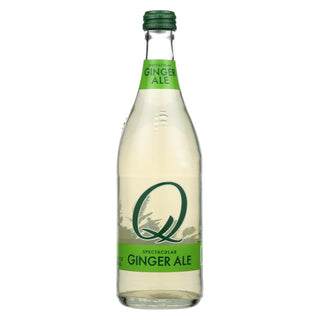 Q Drinks Ginger Ale - Case Of 6 - 16.9 Fl Oz