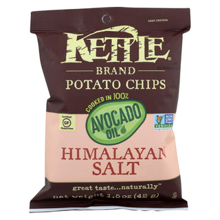 Kettle Brand - Pot Chip Avo Oil Hmlyn Bq - Case Of 24 - 1.5 Oz