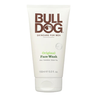 Bulldog Natural Skincare - Face Wash - Original - 5 Fl Oz