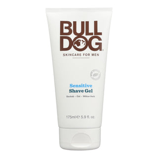 Bulldog Natural Skincare - Shave Gel - Sensative - 5.9 Fl Oz