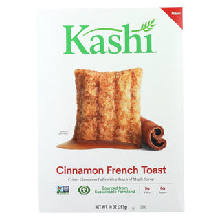 Kashi Cereal - Cinnamon French Toast - Case Of 10 - 10 Oz.