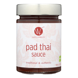Watcharee's Pad Thai Sauce  - Case Of 6 - 13.3 Oz