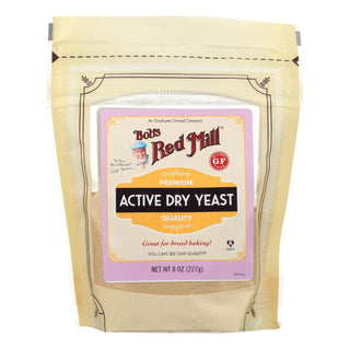 Bob's Red Mill - Yeast Active Dry - Case Of 6-8 Oz