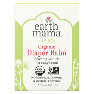 Earth Mama - Organic Diaper Balm - 2 Oz.