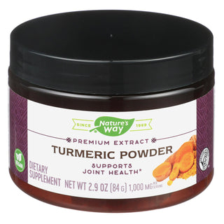 Nature's Way - Powder Turmeric - 1 Each - 3 Oz