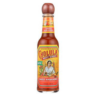 Cholula Sweet Habanero Sauce - Case Of 12 - 5 Oz