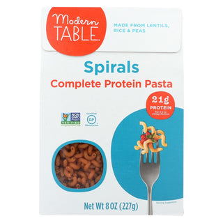 Modern Table® Complete Protein Pasta - Case Of 6 - 8 Oz