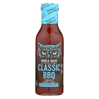 The New Primal - Cooking And Dipping Sauce - Classic Bbq - Case Of 6 - 12 Oz.