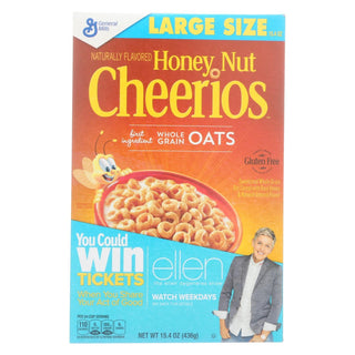 General Mills - Cereal Cheerios Honey Nut - Case Of 10-15.4 Oz