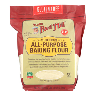 Bob's Red Mill - Baking Flour All Purpose - Case Of 4-44 Oz