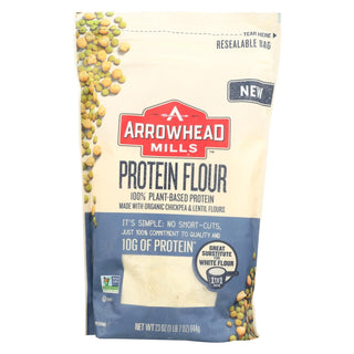 Arrowhead Mills - Flour - Protein - Case Of 6-23 Oz.
