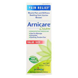 Boiron - Arnicare Pain Relief Cream - 4.2 Oz.
