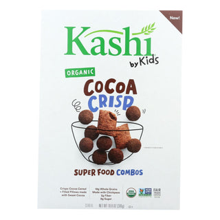 Kashi - Cereal Cocoa Crisps - Case Of 10 - 10.8 Oz