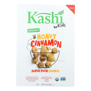 Kashi - Cereal Honey Cinnamn - Case Of 10 - 10.8 Oz