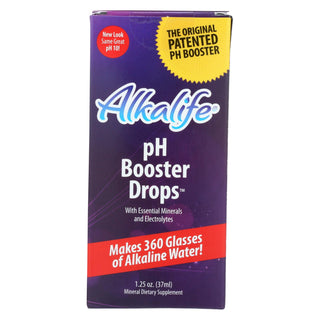 Alkalife - Ph Booster Drops - 1.25 Oz.