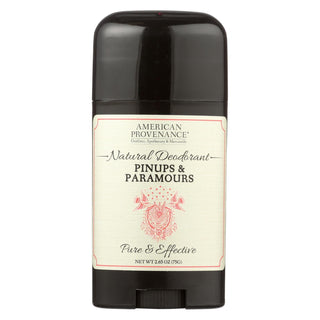 American Provenance - Deodorant - Pinups And Paramours - 2.65 Oz.