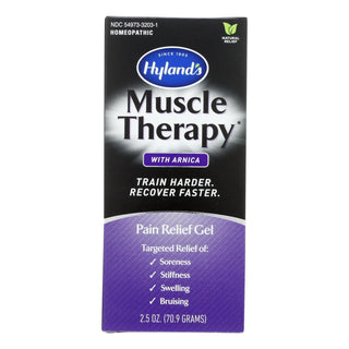Hylands Homeopathic - Muscle Thrpy Gel W-arnica - 1 Each - 2.5 Oz