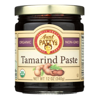 Glorybee - Paste Og1 Tamarind - Case Of 6-12 Oz