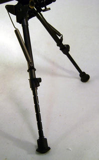 Harris BiPod Hinged Base 9-13 inches S-LM