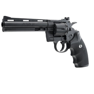 Umarex Colt 6in Python .177 CO2 Air Gun Black