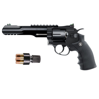 Umarex Smith and Wesson 327 TRR8 Air Gun Black