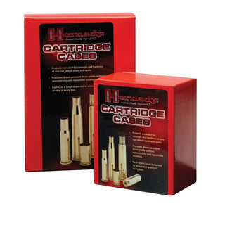Hornady Uprimed 243 Winchester Caertridge Case Box of 50