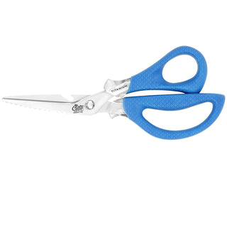 Cuda 8in Titanium Bonded Detachable Marine Shears