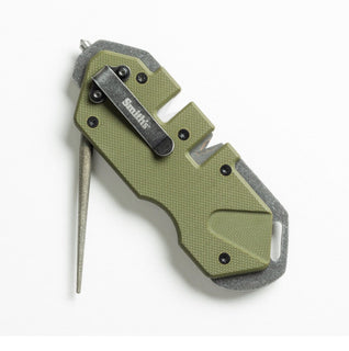 Smiths PP1 Tactical Sharpener OD Green
