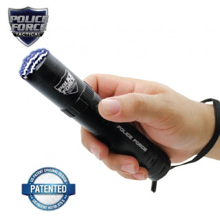 Cutting Edge  Police Force Tactical 9.2 mil Stun Flashlight