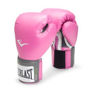 Everlast Pro Style Womens 12 oz Training Gloves Pink