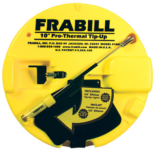 Frabill Pro Thermal Tip-Up w-Lite Chart 1671