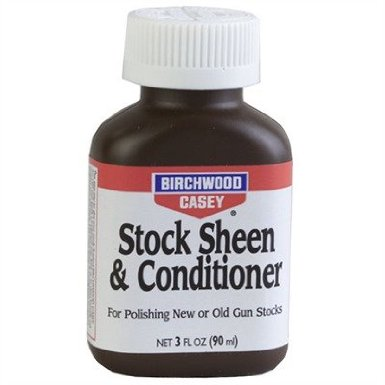Birchwood Casey Stock Sheen and Conditioner 3 oz