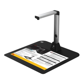 NUSCAN(R) Q800 Document Camera and Visual Presenter (8.0 Megapixels)