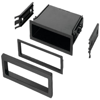 In-Dash Installation Kit (Select Toyota-Mazda-Nissan-Volvo 1982-2006 Radio Replacement Pocket Single-DIN)
