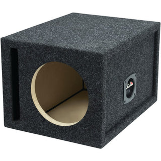 "BBox Series Single Vented Subwoofer Enclosure (8"")"