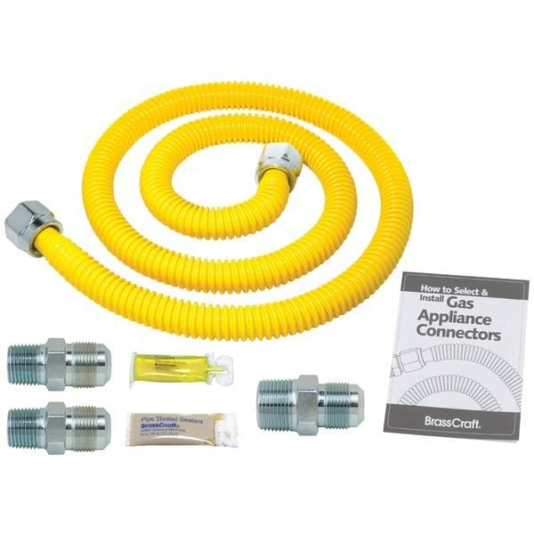 Gas Range Installation Kit