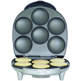 6-Piece Nonstick Arepa Maker