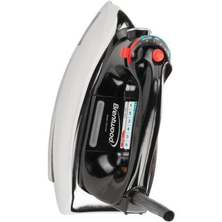 Classic Chrome-Plated Steam Iron