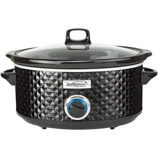 Brentwood Appliances SC-157BK 7-Quart Slow Cooker (Black)